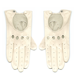 CREAM Leather driving gloves