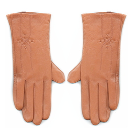 Lt. Brown Leather gloves