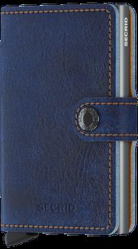 Secrid Miniwallet Indigo 5 - Titanium