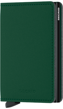 Secrid Slimwallet Yard Green