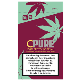 CPure® – FedTonic 10g