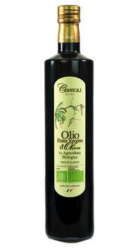 Extra Virgin Olive Oil from Organic Agriculture