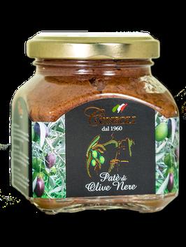 black olive pâté 190g