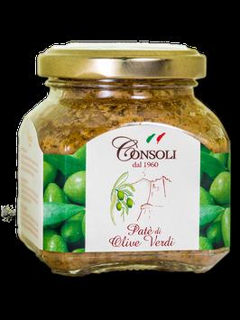 Green olive pâté 190g