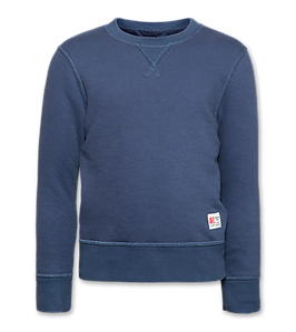 Sweater AO76 reversible navy