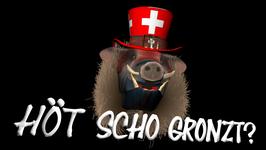 WBC Fan T-Shirt Höt scho gronzt? Schweiz!