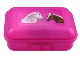 Pink Horses - Brotbox m. 1 Trennsteg - Emil