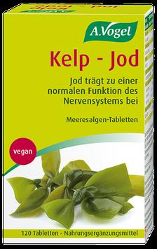 Kelp - Jod - 120 Tabletten - A.VOGEL
