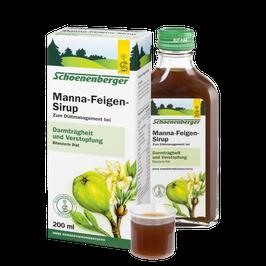 Manna-Feigen-Sirup  -  Schoenenberger®