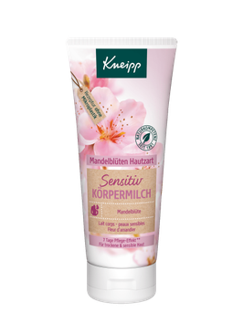 KNEIPP -  Sensitiv Körpermilch Mandelblüten Hautzart 200ml