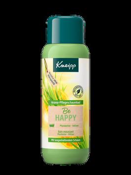 Aroma-Pflegeschaumbad Be happy - KNEIPP