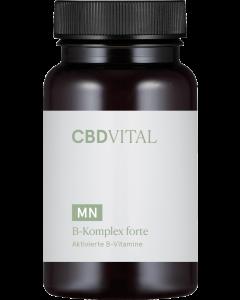 CBD-VITAL - B-Komplex forte