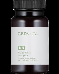 CBD-VITAL -  Magnesium Komplex, 60 Kapseln