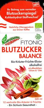 Blutzucker Balance 320 ml Naturvital Florian