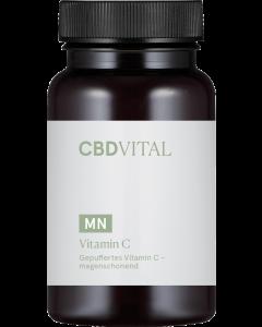 CBD-VITAL -  Vitamin C gepuffert, 60 Kapseln