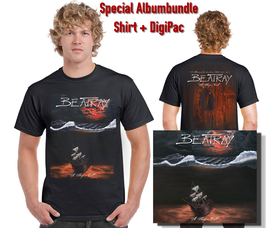 A Ship's Call Album + T-Shirt Bundle
