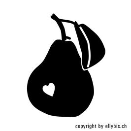 MIDI STEMPEL (58) – Birne