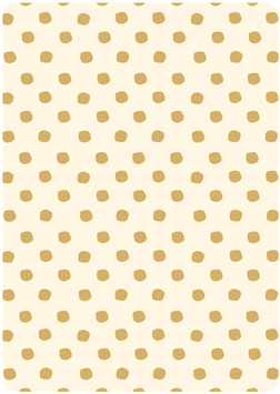 PUNKTE KLEIN gold (KL 20306)