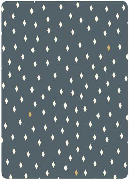 Postkarte – RHOMBEN klein (KL 20297)