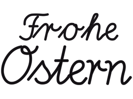 STEMPEL Frohe Ostern (M)