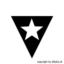 "Stempel ""MIDI"" (68)  – Flagge Stern"