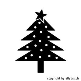 "Stempel ""MIDI"" (64)  – Tannenbaum"