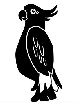 STEMPEL Kakadu, klein (M)