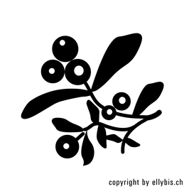 "Stempel ""MIDI"" (66)– Mistelzweig"
