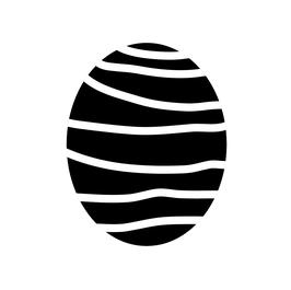 STEMPEL MIDI – Osterei Streife