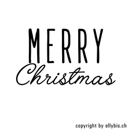 "Stempel ""MIDI"" (10) – Merry Christmas"