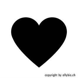 Stempel Klein (31)  – Herz