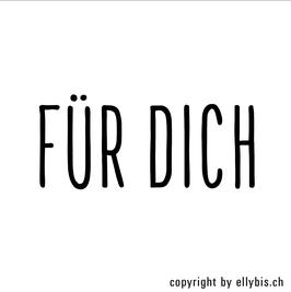 """Stempel """"MIDI"""" (07) – Für Dich"""