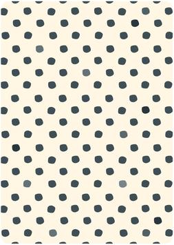 Postkarte – PUNKTE KLEIN, anthrazit (KL 20317)
