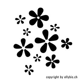 """Stempel """"MIDI"""" – Blumenwiese"""