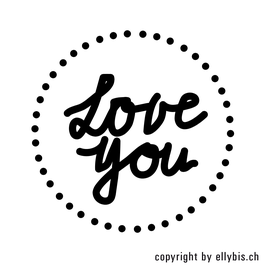 "Stempel ""MIDI"" (02)  – Love You"