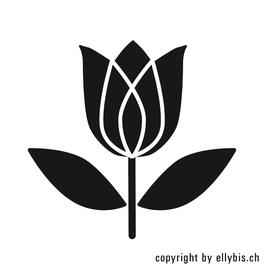 """Stempel """"MIDI"""" (33) – Tulpe"""