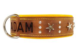 ADAM Name individuell versch. Farben 4,5 cm breit