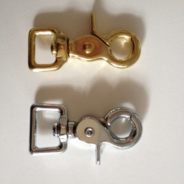 3. Schritt Watt'n' Tau - Farbe Karabiner/ Ringe