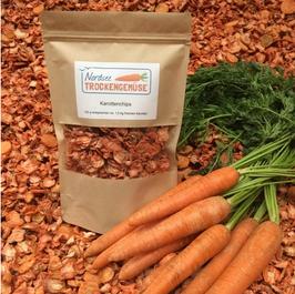 Karotten Chips 150g