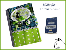 "Katzenausweishülle ""Jola"""