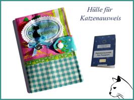"Katzenausweishülle ""Bille"""