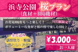 浜寺公園桜プラン
