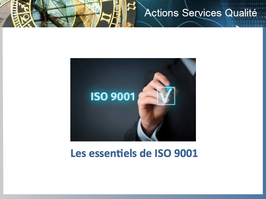 Les essentiels de ISO 9001