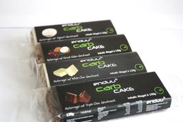 DOPPELPACK enduu® carb CAKE, 2 Stück à 120g