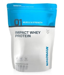 MyProtein Impact Whey Protein - 1000g Beutel