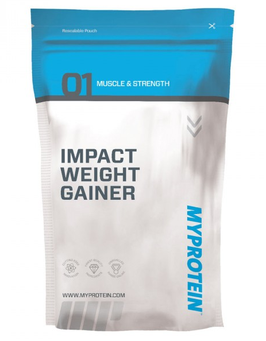 MyProtein Impact Weight Gainer - 2500g