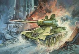 T-34/85 COD: 7556
