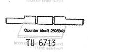 ASSE THUNDER SHOT COD: TU6713