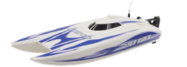 Offshore lite sea rider v3 2.4g rtr, WHITE COLOR COD: 8208