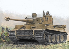 Tiger I Early Production COD: 7482